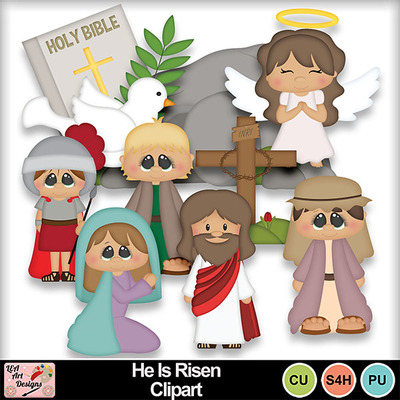 He_is_risen_clipart_preview