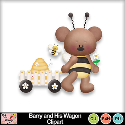 Barry_and_his_wagon_clipart_preview