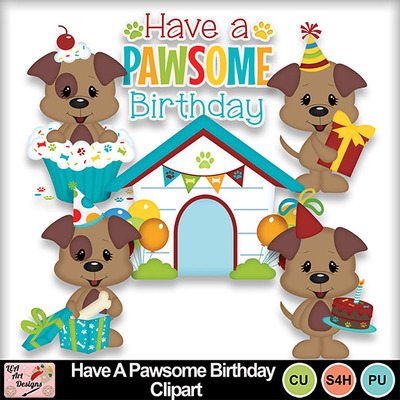 Have_a_pawsome_birthday_clipart_preview