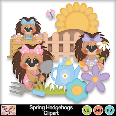 Spring_hedgehogs_clipart_preview