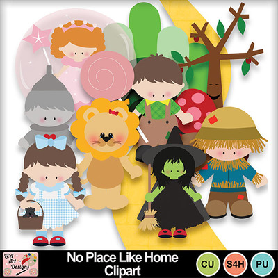 No_place_like_home_clipart_preview