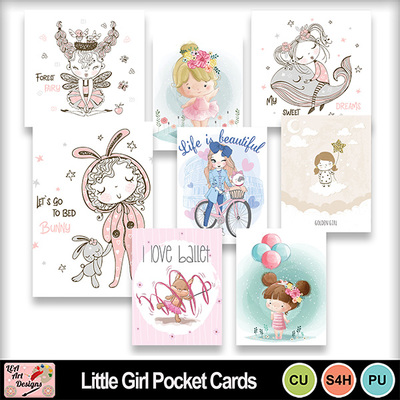 Little_girl_pocket_cards_preview