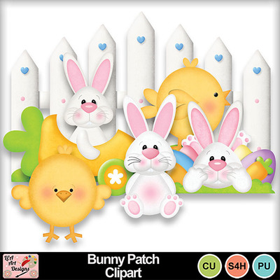 Bunny_patch_clipart_preview