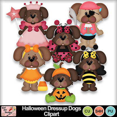 Halloween_dressup_dogs_clipart_preview