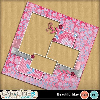 Beautiful-may-12x12-qp13