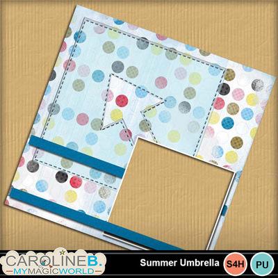 Summer-umbrella-12x12qp07