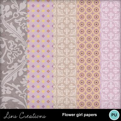 Flowergirlpapers