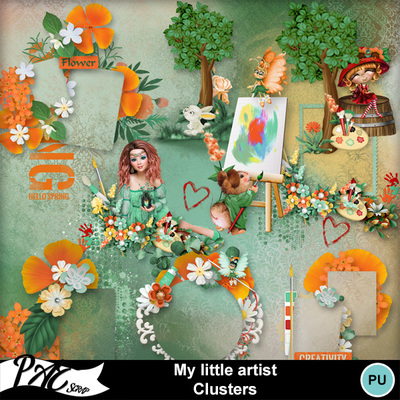 Patsscrap_my_little_artist_pv_clusters