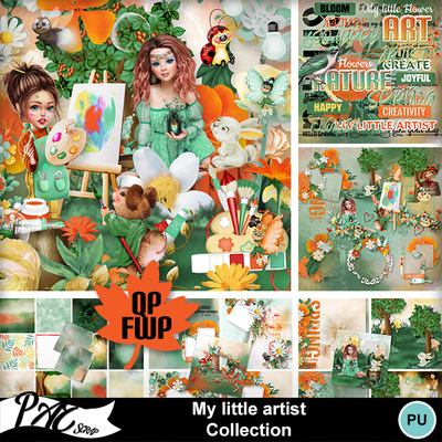 Patsscrap_my_little_artist_pv_collection