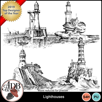 Lighthouses_stamps