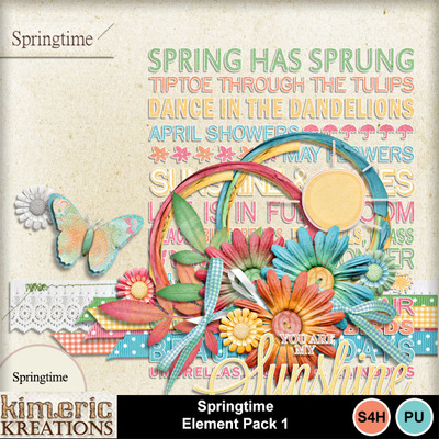 Springtime_element_pack_1