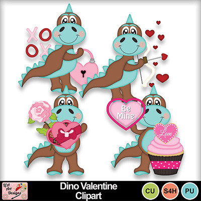 Dino_valentine_clipart_preview
