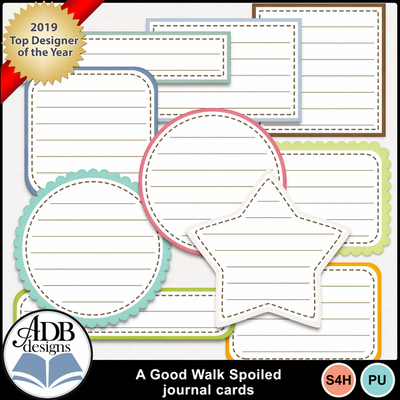 A_good_walk_spoiled_journal_cards