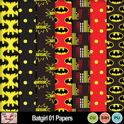 Batgirl_01_papers_preview
