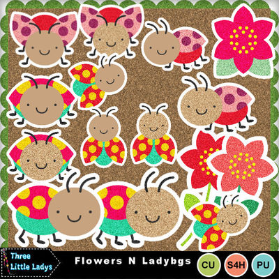 Flowers-n-ladbugs-tll