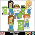 Recycle_girls_clipart_preview_small