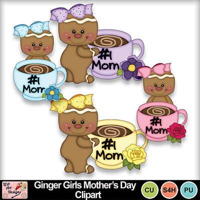 Ginger_girls_mother_s_day_clipart_preview