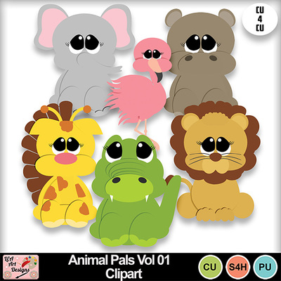 Animal_pals_vol_01_clipart_preview