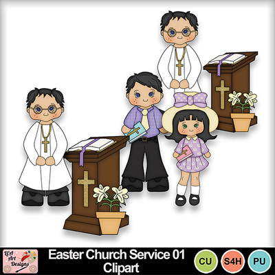 Easter_church_service_01_clipart_preview