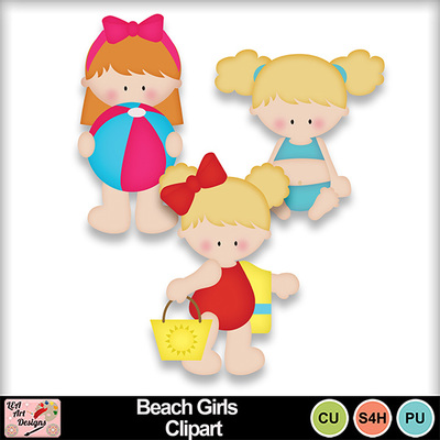 Beach_girls_clipart_preview
