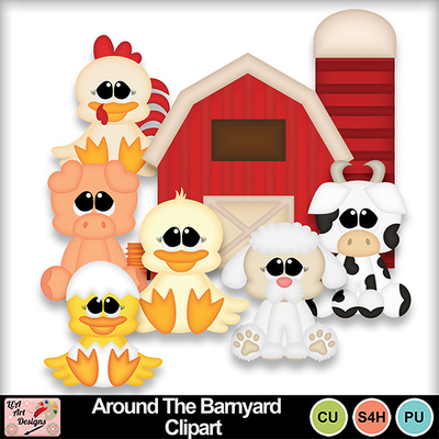 Around_the_barnyard_clipart_preview