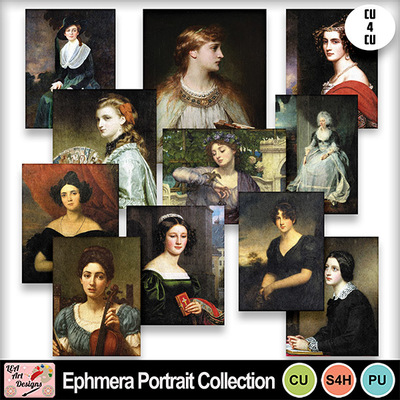 Ephmera_portrait_collection_preview