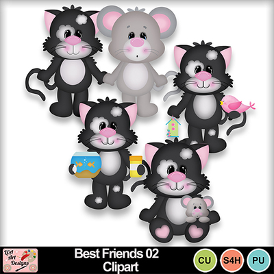 Best_friends_02_clipart_preview