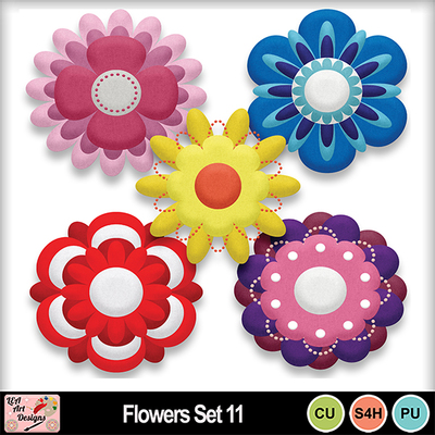 Flowers_set_11_preview