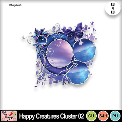 Happy_creatures_cluster_02_preview
