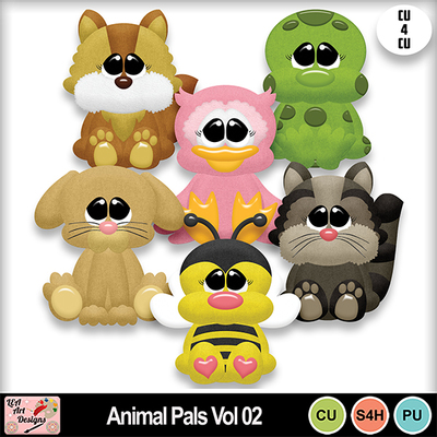 Animal_pals_vol_02_preview