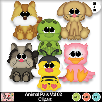 Animal_pals_vol_02_clipart_preview