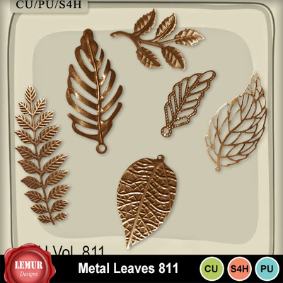 Metal_leaves811