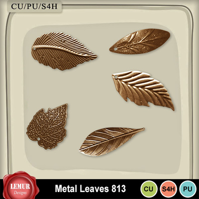 Metal_leaves813