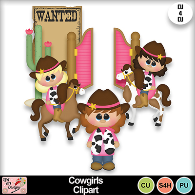 Cowgirls_clipart_preview