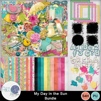 My_day_in_the_sun_bundle