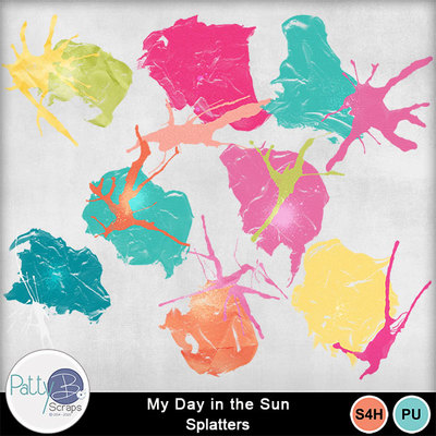 My_day_in_the_sun_splatters