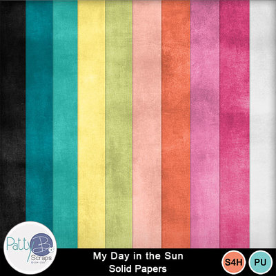 My_day_in_the_sun_solids