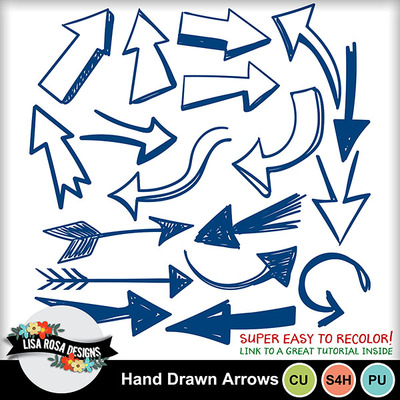 Lisarosadesigns_handdrawnarrows