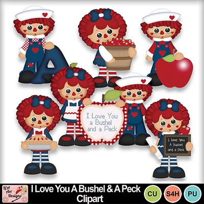 I_love_you_a_bushel_and_a_peck_clipart_preview