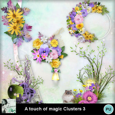 Louisel_a_touch_of_magic_clusters3_preview