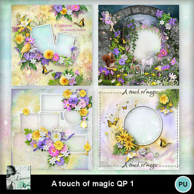 Louisel_a_touch_of_magic_qp1_preview