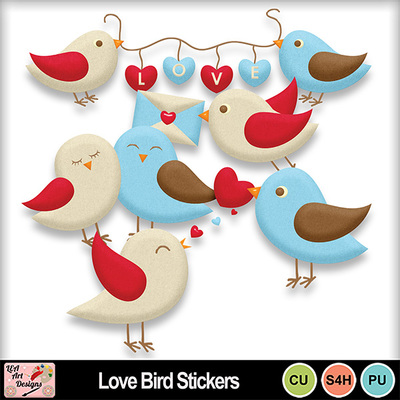 Love_bird_stickers_preview