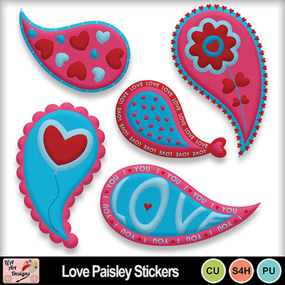 Love_paisley_stickers_preview