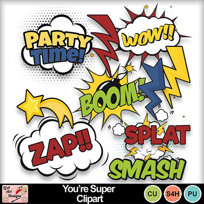 You_re_super_clipart_preview