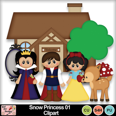 Snow_princess_01_clipart_preview