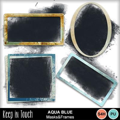 Aquablueframes