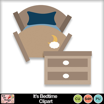 It_s_bedtime_clipart_preview
