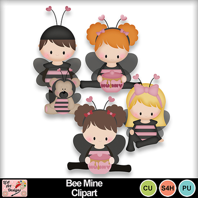 Bee_mine_clipart_preview