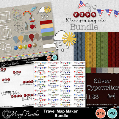 Travelmapmakerbundle