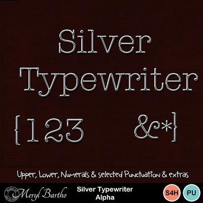Silvertypewriter
